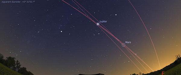 Stellarium – planetaarium