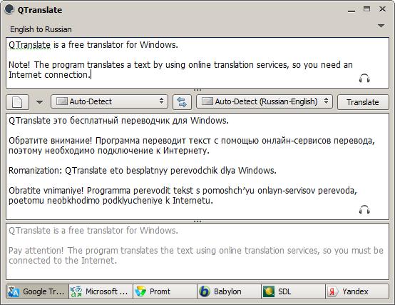 Qtranslate – tõlkimine
