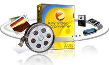 Any Video Converter Free – video konverter