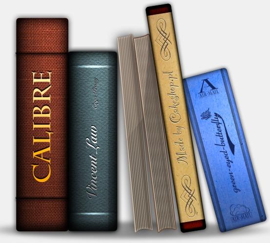Calibre raamatuhaldur