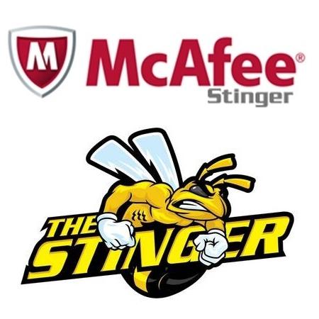 McAfee Stinger – antiviirus tööriist