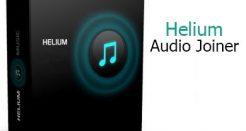 Helium Audio Joiner – heli failide ühendaja
