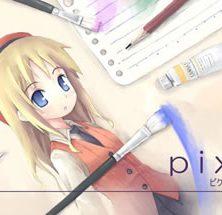 Pixia – joonistamise programm