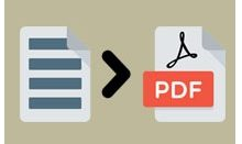 Best Word to PDF Converter
